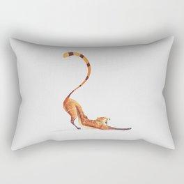 Cheetah 3 Rectangular Pillow