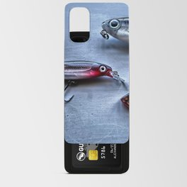 Time to Fish, Freshwater Fishing Android Card Case