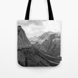 Majestic Sweep - Glacier NP Tote Bag