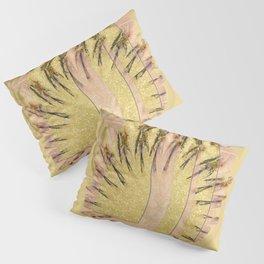 Intropression Makeup Flowers  ID:16165-134558-56051 Pillow Sham