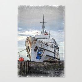 The Iron Duke Canvas Print