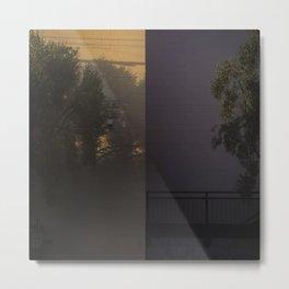 Light & Shadows #15 - 2014 Metal Print