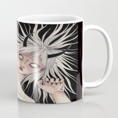 Staring into the abyss Mug