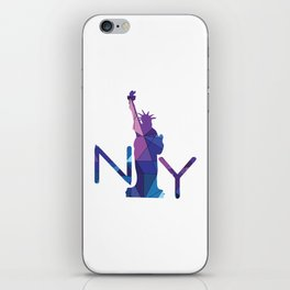 NY Statue of Liberty iPhone Skin