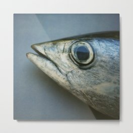 kudapola 117, torpedo from the ocean depths* Metal Print