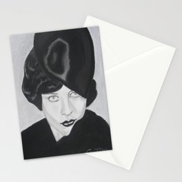 Silent Glamour Stationery Cards