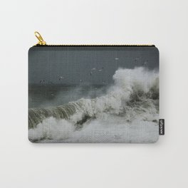 hokusai inspired Carry-All Pouch