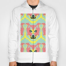 The Pack of Modular Wolves Hoody