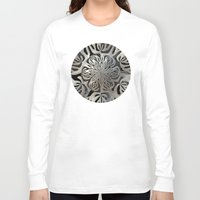 exo Long Sleeve T-shirts featuring Exoskeleton  by Lyle Hatch