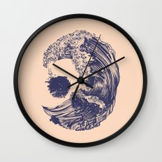Pugs X Swell Wall Clock