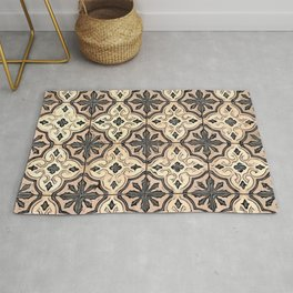 Floor Series: Peranakan Tiles 7 Rug