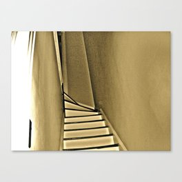 stairway to haven Canvas Print