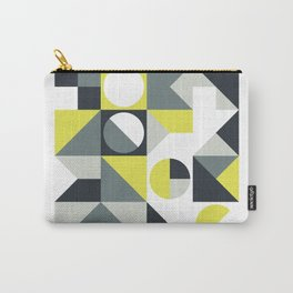 Mid Century Geometric 05 Carry-All Pouch