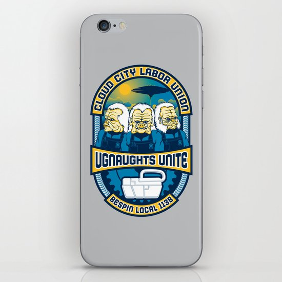 Ugnaughts Unite iPhone & iPod Skin