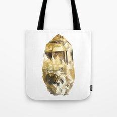 Raw Topaz Tote Bag