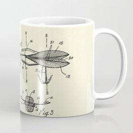 Fishing Lure-1926 Coffee Mug