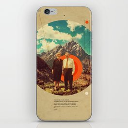 Stay With Me iPhone Skin