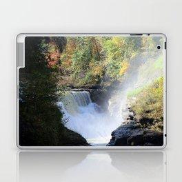 Letchworth Falls-Landscape Laptop & iPad Skin