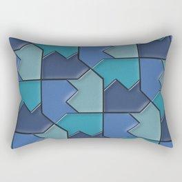 Geometrix 118 Rectangular Pillow