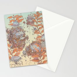 Limpid Souls Stationery Cards