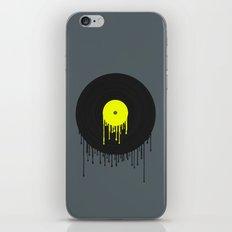 Simply Melting Away. iPhone & iPod Skin
