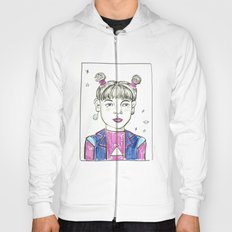 Super Nova Girl Hoody