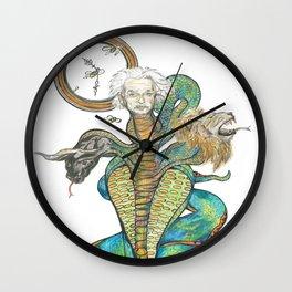 Chronos Albert Einstein Wall Clock