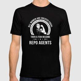 Repo Agent design for Women | Repo Agent design T-shirt