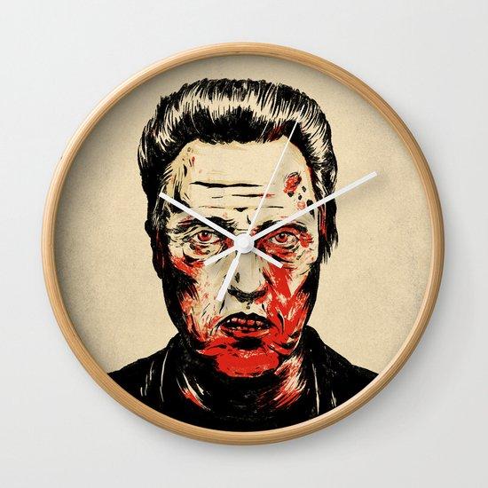 Walken Dead Wall Clock