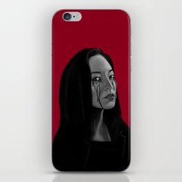 Bad Blood II iPhone Skin