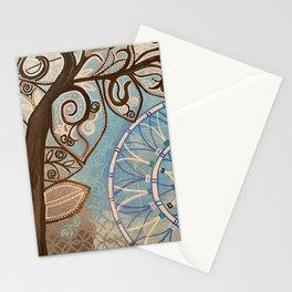Dream Tree Stationery Cards