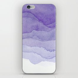 Lavender Flow iPhone Skin