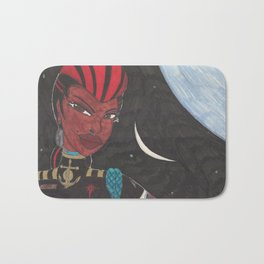Starship Captain Bath Mat