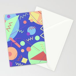 Memphis #42 Stationery Cards