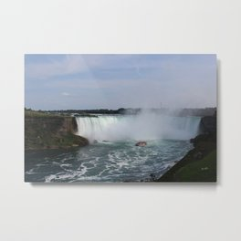 Niagara Falls 3 Metal Print