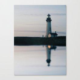 untitled (oregon coast) Canvas Print