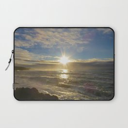 Storm Subsiding Laptop Sleeve