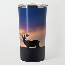 Sunset Beauty Travel Mug