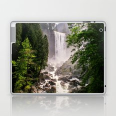 Yosemite Waterfall Laptop & iPad Skin