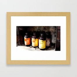 Extracts Framed Art Print