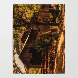 Honey Run Covered Bridge Poster