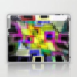 Cubism interdimensional. Laptop & iPad Skin