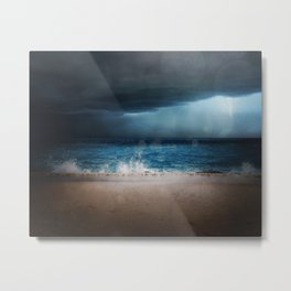 Dark Waters Metal Print
