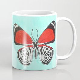 88 Butterfly Coffee Mug