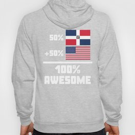 Awesome Dominican American Hoody