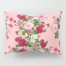 Spring In Bloom Pink Pillow Sham