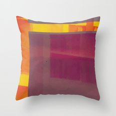 Abstraction VIII Throw Pillow