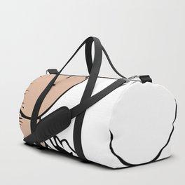Saitama One Punch Man Duffle Bag