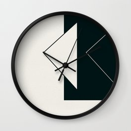 Triangular Imposition 1 Wall Clock