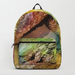 North Shore Grass Backpack